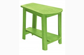 Generations Kiwi Lime Tapered Accent Table