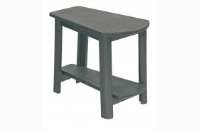 Generations Slate Tapered Accent Table
