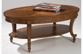 Aidan Oval Cocktail Table