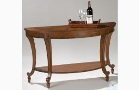 Aidan Demilune Sofa Table