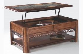 Madison Rectangular Lift-top Cocktail Table