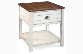 Bellhaven Rectangular End Table