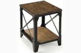 Pinebrook Rectangular Smaller End Table