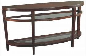 Urbana Dark Merlot Sofa Table