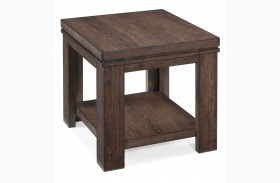 Harbridge Rectangular End Table