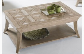 Appeal ll Dark Poplar Rectangular Cocktail Table