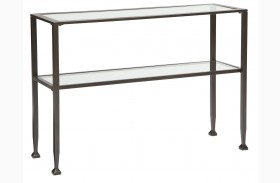 Tivion Blacks Sofa Table