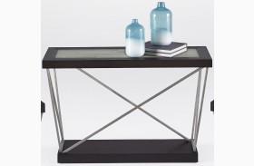 East Bay Woodtone Tile Sofa/Console Table