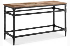 Dylan Light Umber Rectangular Sofa Table