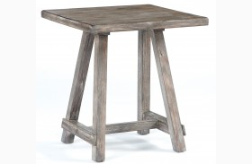 Vennilux Light Brown End Table