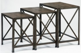 Vennilux Nesting End Tables