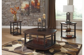 Challiman 3-in-1 Occasional Table Set