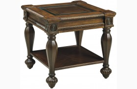 Mantera End Table