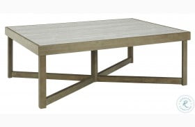 Challene Light Gray Coffee Table