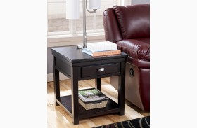 Hatsuko Rectangular End Table