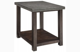Starmore Brown Chairside End Table