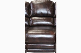 Thurston Havana Power Armless Recliner