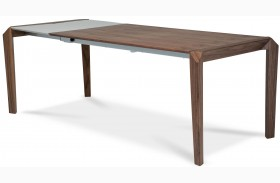 Trance Elan Brown Extendable Dining Table