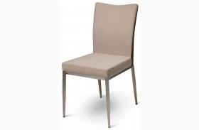 Trance Elan Brown Side Chair