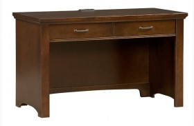 Transitions Cherry 2 Drawer Laptop Desk