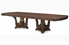 Victoria Palace Rectangular Extendable Dining Table