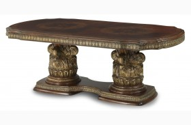 Villa Valencia Rectangular Extendable Dining Table