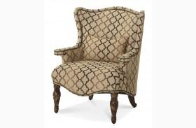 Villa Valencia Wing Chair