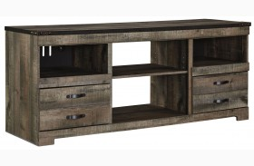 Trinell Brown LG TV Stand