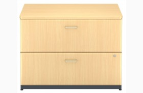 Series A Beech 36 Inch 2-Drawer Lateral File
