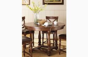 Wyndham Medium Cherry Counter Height Dining Table