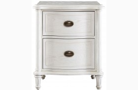 Curated Cotton Amity Nightstand
