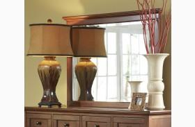 Westlake Cherry Brown Master Mirror