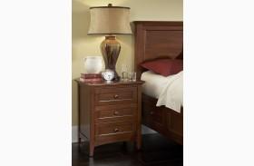 Westlake Cherry Brown Nightstand
