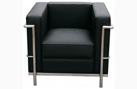 Cour Italian Leather Chair