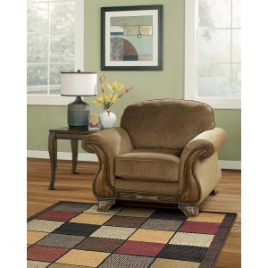 Claremore Antique Chair And Half From Ashley 8430323