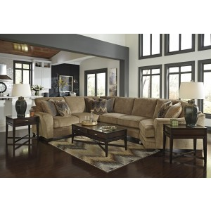Lonsdale Laf Large Chaise Sectional 92111 16 56 34 77 Ashley Furniture