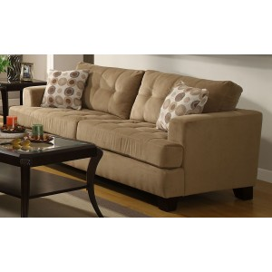 Charlie Brown Sage Reclining Sofa From Coaster 600991