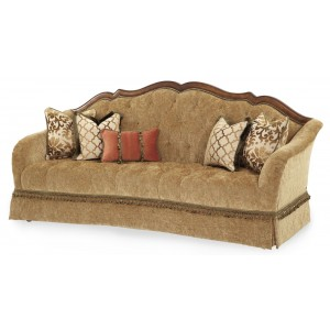 Blair Fawn 101 Quot Kidney Sofa From Art 502501 5015aa
