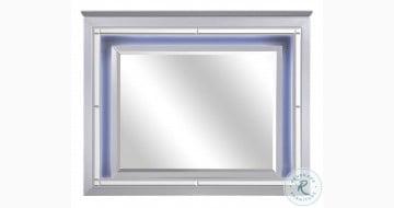 Allura Silver Mirror