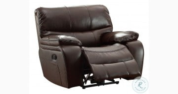 Pecos Brown Power Reclining Chair