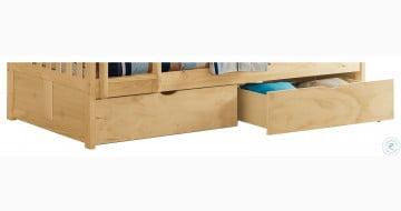 Bartly Natural Pine Storage Box