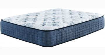 Mt Dana Firm White Youth Mattress with Foundation