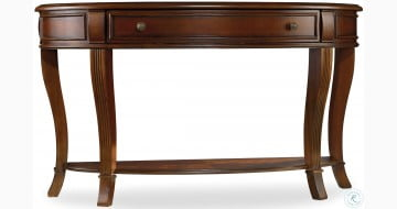 Brookhaven Cherry Console Table