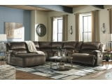 Clonmel Chocolate LAF Sectional