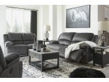Clonmel Charcoal 2 Seat Power Reclining Living Room Set
