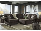 Jinllingsly Chocolate LAF Sectional
