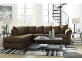 Darcy Cafe LAF Sectional