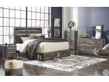 Drystan Multi Panel Bedroom Set With Double Underbed Storage