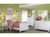 Kaslyn Youth Panel Bedroom Set
