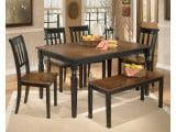 Owingsville Rectangular Dining Room Set